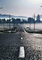 highway, road, stretch