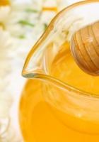 honey, chamomile, flowers