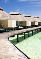 houses, spa, pier
