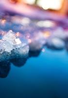 ice, snow, surface