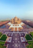 india, akshardham temple, beautiful