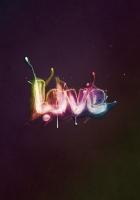 inscription, love, letters