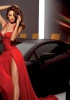 irina shayk, dress, beautiful
