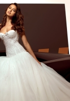 irina shayk, wedding dress, photo shoot