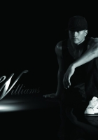 j williams, shoes, name