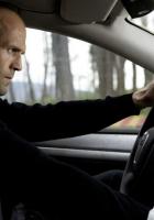 jason statham, car, steering wheel