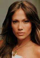jennifer lopez, face, hair