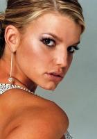 jessica simpson, dress, earrings