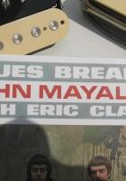 john mayall the bluesbreakers, newspaper, title