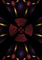 kaleidoscope, patterns, colorful