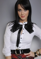 katy perry, singer, shirt