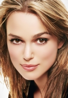 keira knightley, blonde, face