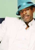 keith sweat, hat, suit