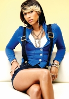 keri hilson, girlhaircut, chains