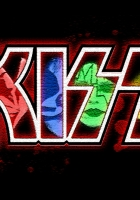 kiss, letters, spray