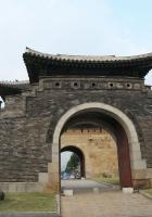 korea, stone, walls
