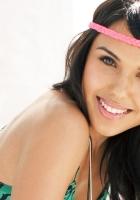 kristinia debarge, girl, smile