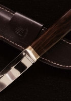 leather, knife, sheath