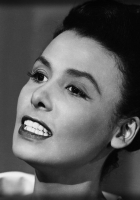 lena horne, girl, haircut