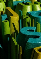 letter, form, color