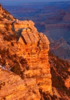 light, canyon, breakage
