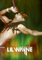 lil wayne, tattoo, microphone