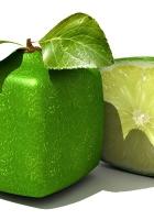 lime, form, citrus