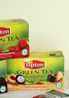 lipton, green tea, bags