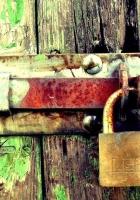 lock, door, locked