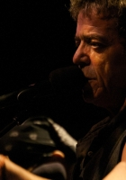 lou reed, microphone, show