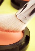 makeup, brush, rouge