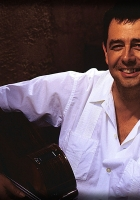 marc antoine, smile, guitar