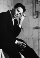 mark wahlberg, cigarette, bath