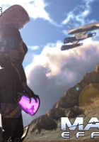 mass effect 2, tali zorah, normandy