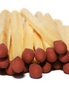 matches, bunch, sulfur