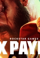 max payne 3, face, blood