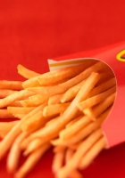 mcdonalds, french fries, food
