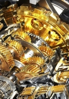 mechanism, gold, device