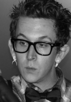 micah p hinson, glasses, haircut
