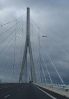millau viaduct, france, bridge