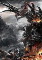monster, fire, war