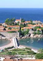 montenegro, sveti stefan, island-hotel adriatic