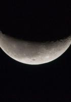 moon, space, satellite