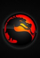 mortal kombat, dragon, background