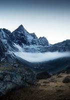 mountains, rocks, peaks