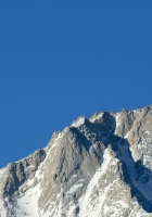 mountains, top, rocks