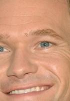 neil patrick harris, blond, blue-eyed
