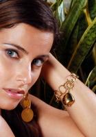 nelly furtado, earrings, jewerly