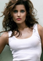 nelly furtado, haircut, face