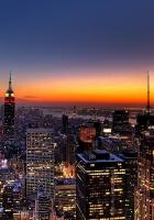 new york, building, city